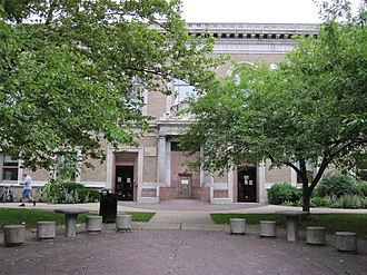 Central Library (Somerville, Massachusetts) - Image: Somerville library
