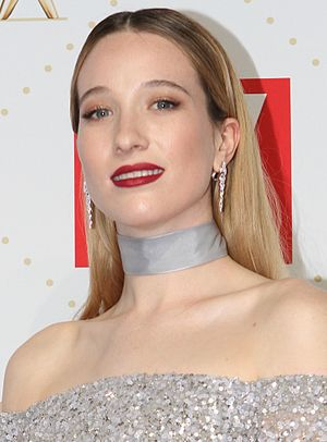 Sophie Lowe - Lowe attending the 2016 TV Week Logie Awards, May 2016