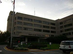 South Georgia Medical Center - Image: South Georgia Medical Center