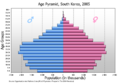 South Korea Age Pyramid (English).png