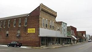 Sheridan, Indiana - Main Street