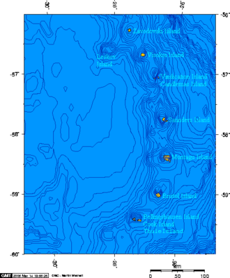 Candlemas Island - South Sandwich Islands