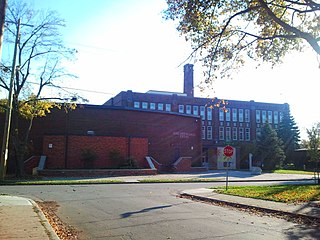 Oakwood Collegiate Institute - WikiMili, The Free Encyclopedia