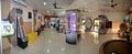 Southward View - Beyond Maya Gallery - Swami Akhandananda Science Centre - Ramakrishna Mission Ashrama - Sargachi - Murshidabad 2014-11-11 8451-8456.TIF