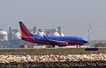 Southwest Boeing B737-7H4 N306WN (6272297754).jpg