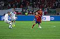 Spain - Chile - 10-09-2013 - Geneva - Andres Iniesta 3.jpg