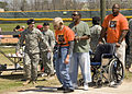 Special Olympic athletes compete in a race, during the Special Olympics, on Fort Gordon, Ga., Mar 100324-A-NF756-008.jpg