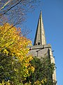 Spire of St Peter's Church, Withington - geograph.org.uk - 1029314.jpg