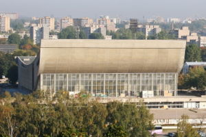 Palace of Sports - Vilnius Palace of Concerts and Sports