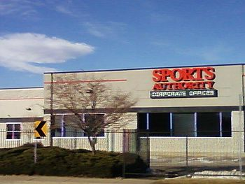 English: Sports Authority Corporate Offices in...