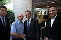 Spotkanie Donalda Tuska z członkami mazowieckiej Platformy Obywatelskiej RP (9362106799).jpg