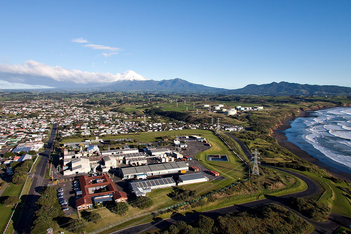 Spotswood new plymouth
