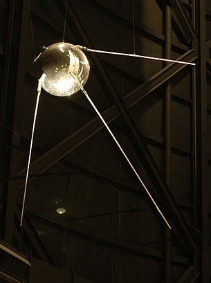 Réplica do Sputnik 1