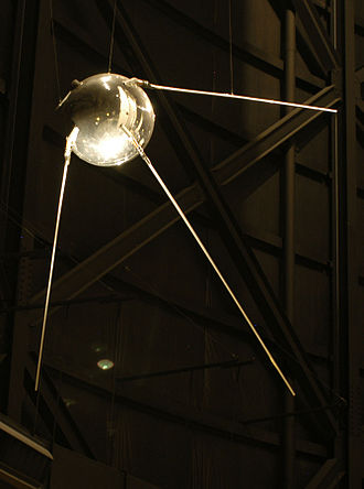 Explorers Program - Sputnik caused an uproar in the West