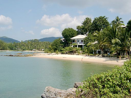 Sri Thanu beach, Koh Phangan, Thailand 2