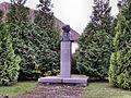 Stříbřec-památník IvanaOlbrachta.jpg