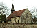 St.John the Evangelist church, Little Leighs, Essex - geograph.org.uk - 126684.jpg