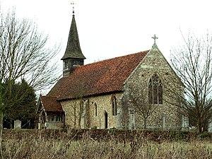 Little Leighs - Church of St John the Evangelist