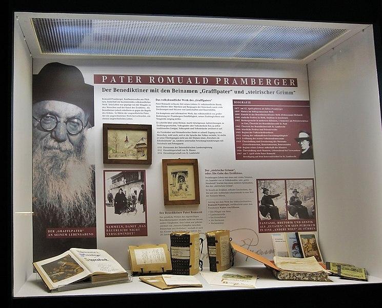 File:St.Lambrecht Volkskundemuseum - Romuald Pramberger.jpg