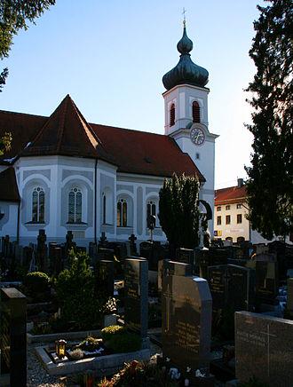 Maitenbeth - Saint Agatha Church
