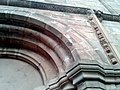 St. Michael Pforzheim Portal mit Maskenköpfen.jpg