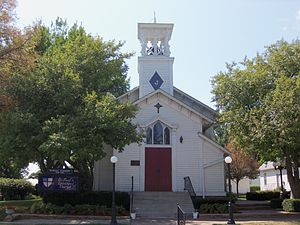 St. Paul's Episcopal Church (Durant, Iowa) - Image: St. Paul's Church Durant Iowa