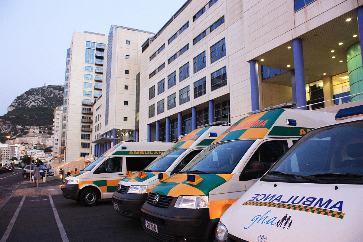 St Bernard's Hospital - Wikipedia