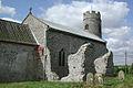 St John the Baptist, Aylmerton, Norfolk - and ruins - geograph.org.uk - 310592.jpg