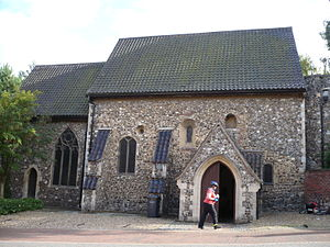 Julian of Norwich - Church of St Julian in Norwich