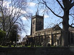 St Mary's Church, Whitkirk, Leeds, West Yorkshire.jpg