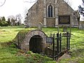 St Michael's Well, Longstanton, Cambridgeshire - geograph.org.uk - 358948.jpg