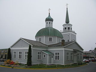 St. Michaels Cathedral (Sitka, Alaska) United States historic place
