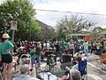 St Pats Parade Day Metairie 2012 Parade A1.JPG