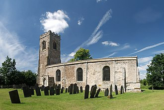 Wistow, Leicestershire - St Wistan's church