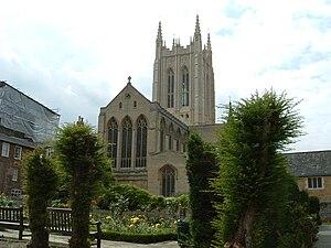 Dean of St Edmundsbury - St Edmundsbury Cathedral