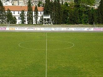 Stadion pod Bijelim Brijegom - Image: Stadion HŠK Zrinjski 2