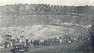 Estadio Xalapeño - The Jalapa Stadium in 1922, Veracruz Blue Book (1923), p 181