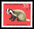 Stamps of Germany (BRD) 1968, MiNr 551.jpg