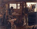 Stanhope Forbes The Little Smithy.jpg