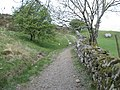 Start of the bridleway at Banc-y-Fran - geograph.org.uk - 2472587.jpg