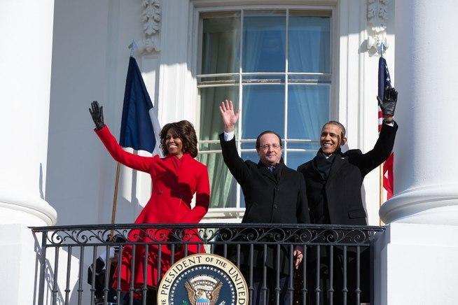 State Visit of François Hollande