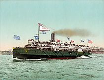 """Steamer """"City of Erie"""", Cleveland and Buffalo Line, ca. 1900.jpg"""
