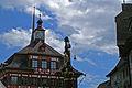 Stein am Rhein Rathaus und Marktbrunnen.jpg