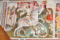 Steinfeld Gerlamoos Filialkirche heiliger Georg Freske 1 Drachenkampf 20122012 961.jpg