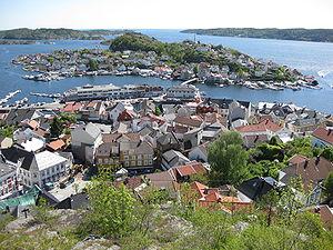Kragerø - Image: Steinmann Kragerø