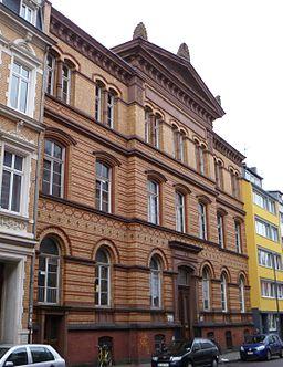 Stephanstraße 16-20