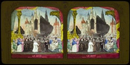 Stereokort, La Juive 11, acte IV, scène IV - SMV - S71b.tif