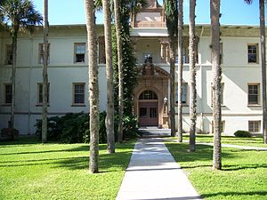 Stetson University - Flager Hall.
