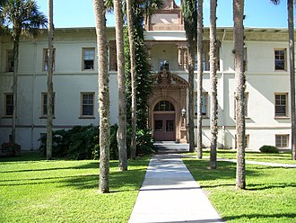 Stetson University - Flagler Hall.