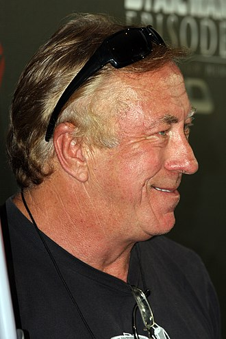 Steve Bisley - Bisley in 2012